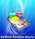 EaseUS Partition Master Professional 9.1-FREE